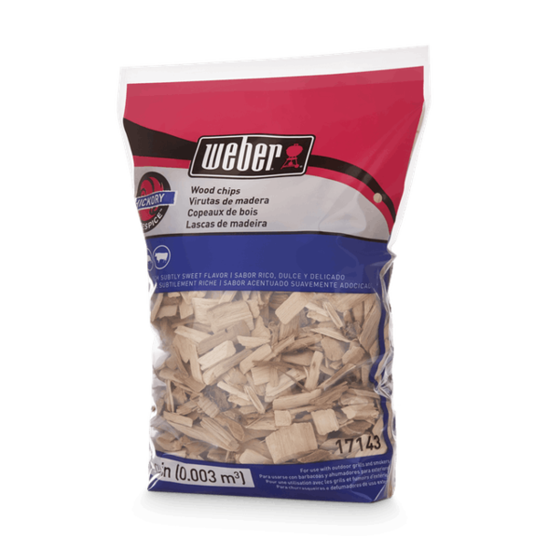 Weber Hickory Wood Chips