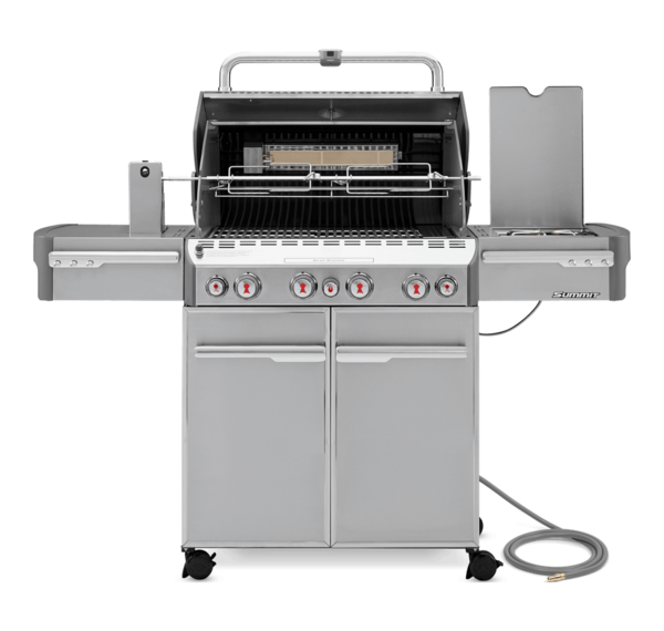 Weber Summit Series S470 Natural Gas