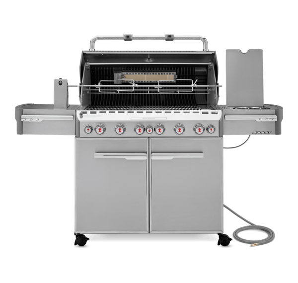 WEBER Summit Series S670 Natural Gas