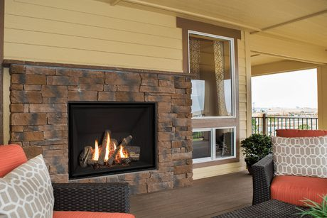 Valor H6 Series Gas Fireplace
