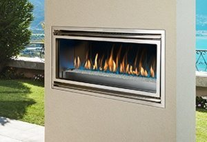 Montigo Gas Fireplace PL Series OUTDOOR