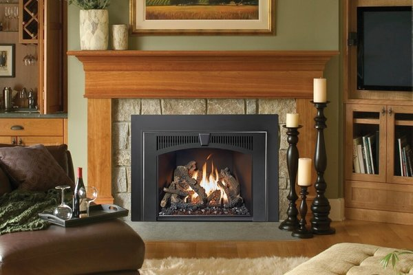 Lopi 430 Gas Fireplace Insert