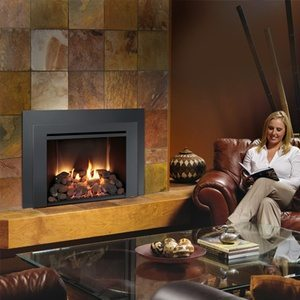 Lopi 616 Gas Fireplace Insert