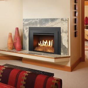 Lopi 616 Diamond-Fyre Gas Fireplace Insert